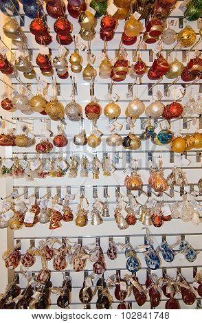 Handblown Glass Bulbs