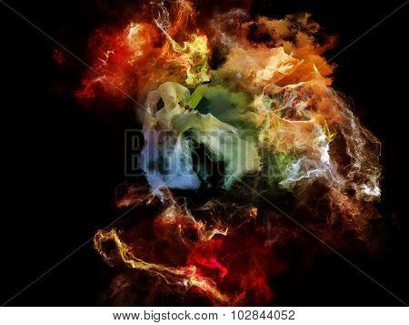 Inner Life Of Dream Space