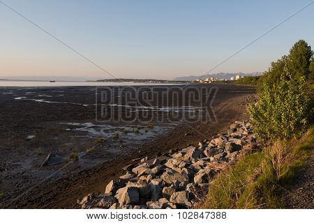 Anchorage Coastal Landscape
