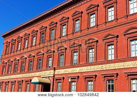National Building Museum in Washington DC, USA