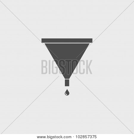 Watering Can Vector Icon