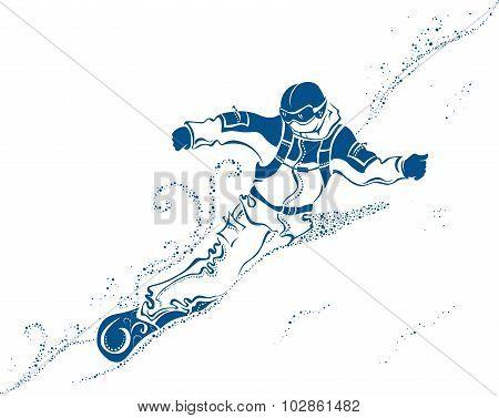 Snowboard Extreme.