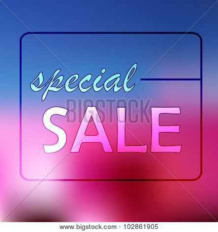 Vector Card Sale