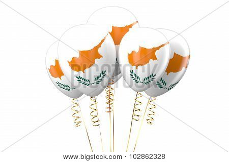 Cyprus Patriotic Balloons, Holyday Concept