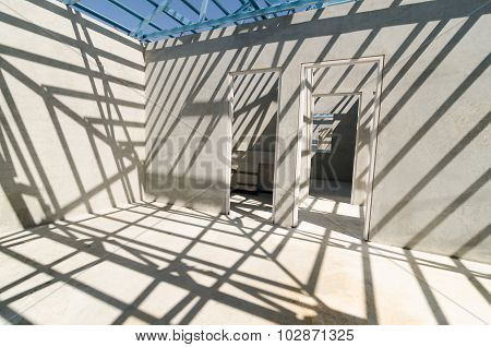 Wall And Shadow