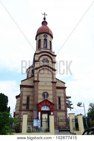 Crvena Crkva Church