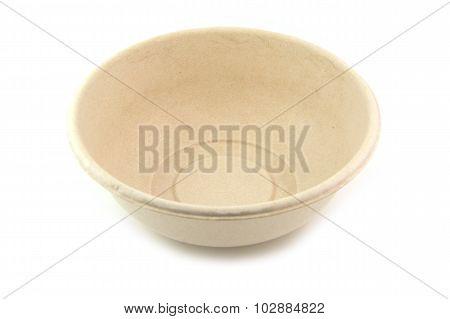 Plant Fiber Food Bowl