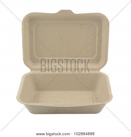 Plant Fiber Food Box