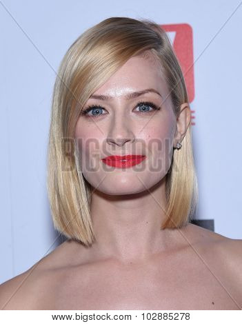 LOS ANGELES - SEP 18:  Beth Behrs Television Industry Advocacy Awards  on September 18, 2015 in Hollywood, CA
