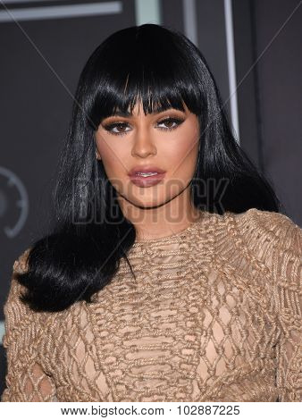 LOS ANGELES - AUG 30:  Kylie Jenner 2015 MTV Video Music Awards - Arrivals  on August 30, 2015 in Hollywood, CA
