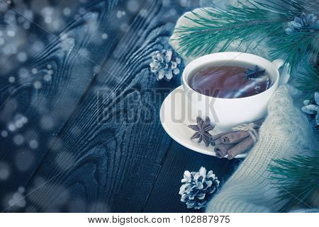 Winter Black Tea