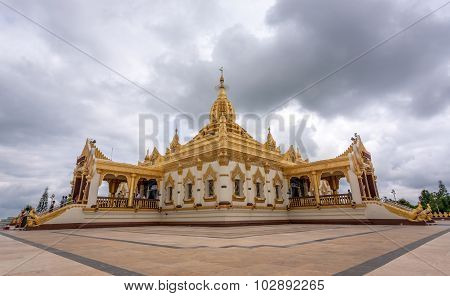 Pagoda, Pyin Oo Lwin, Myanmar