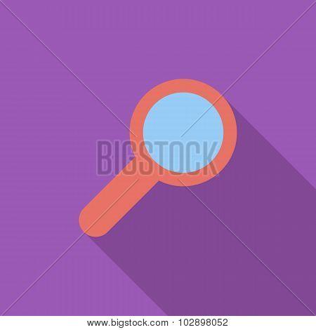 Search single icon.