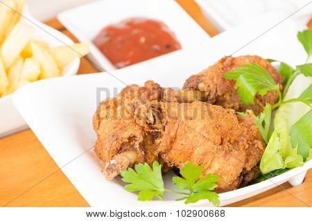 Chicken With Herbs
