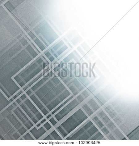 Background With Construction And Bright Light