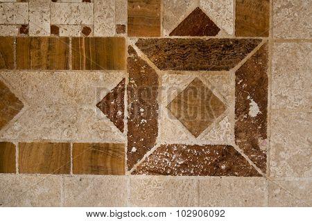 Angle Mosaique