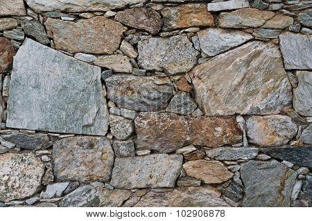 Mur Pierre Corse