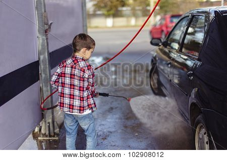 Self-service carwash
