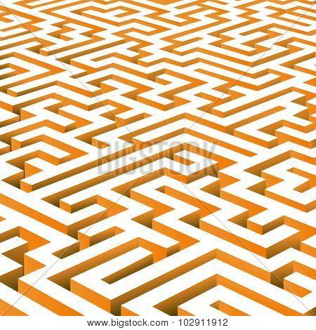 vector maze background