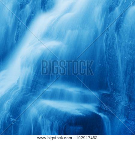 Soft Waterfall