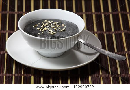 Black Sesame Soup
