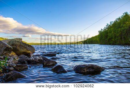 Taiga Lake