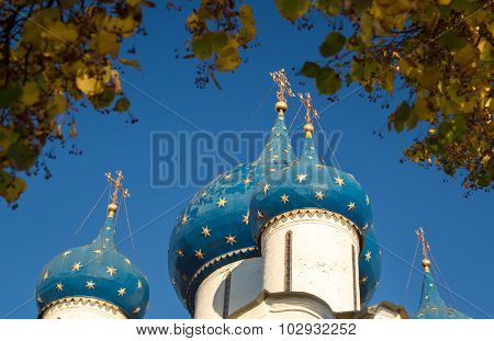 Russian Old historic town Suzdal  the Golden Ring.