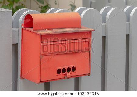 Post Singapore, Danish Mail Box.