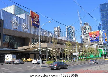 Crown casino Melbourne Asutralia