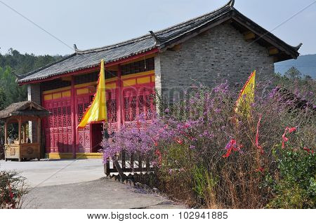 Countryside Tibetan House