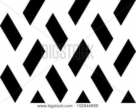 Design Seamless Quadrangle Geometric Pattern