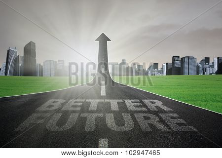 Road To Get Better Future