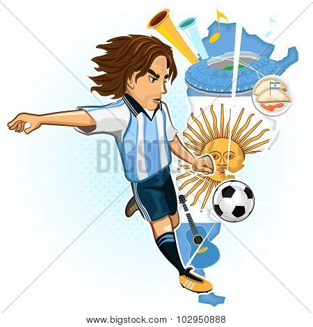 Argentine Argentina Soccer Cup