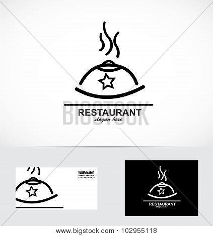 Restaurant Dish Logo