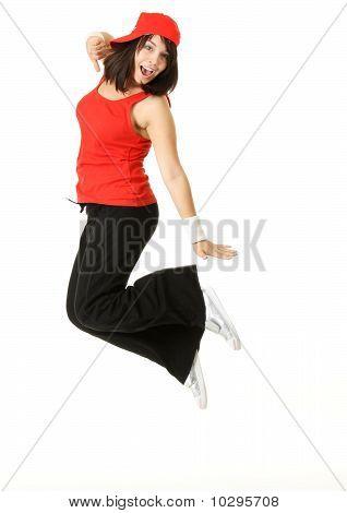 Cool Dancer Girl