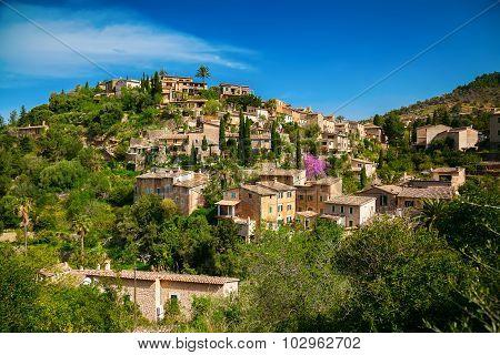 Small Mountain Village Deia