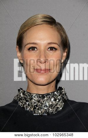 LOS ANGELES - SEP 26:  Liza Weil at the TGIT 2015 Premiere Event Red Carpet at the Gracias Madre on September 26, 2015 in Los Angeles, CA