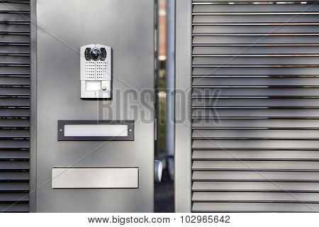 Gate Security System