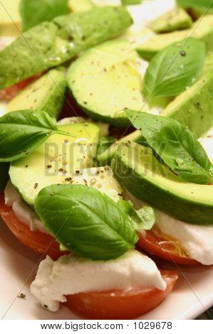 Mozzarella Tricolore