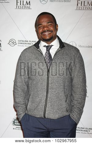 LOS ANGELES - SEP 25:  F. Gary Gray at the Catalina Film Festival Friday Evening Gala at the Avalon Theater on September 25, 2015 in Avalon, CA