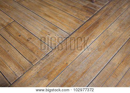 Wood Brown Plank Panel For Floor