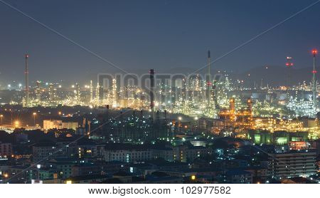 Asia Petrochemical Industrial Plant