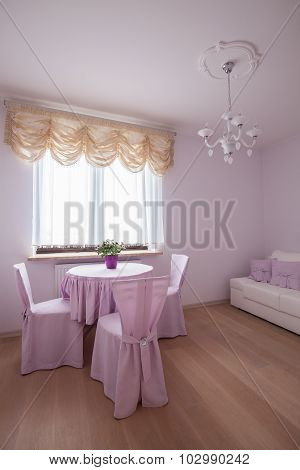 Pink Cozy Place
