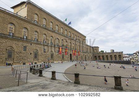 Palazzo Pitti, Florence, Italy