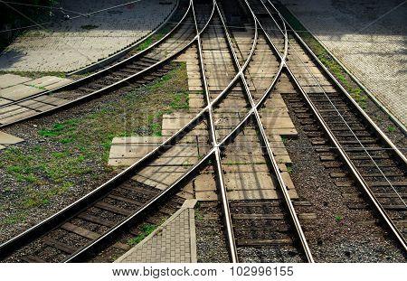 Junction Of Railways