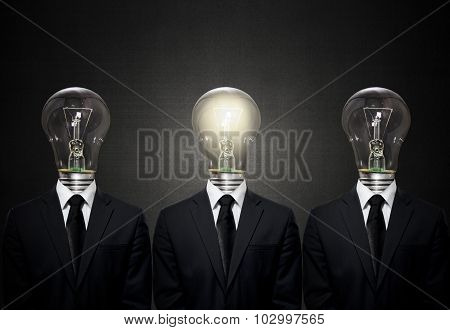 Electric Bulb Head