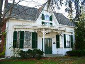 Erland Lee Historical Gable House 2 poster