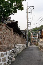 image of dong  - Wonseo Dong alleyway street with baek hong beom - JPG
