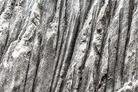 stock photo of crystal salt  - Raw Salt Mountain Detail Background Texture Crystal - JPG