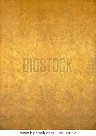 gelb / golden abstrakt Bild mit interessanten erdig Textur